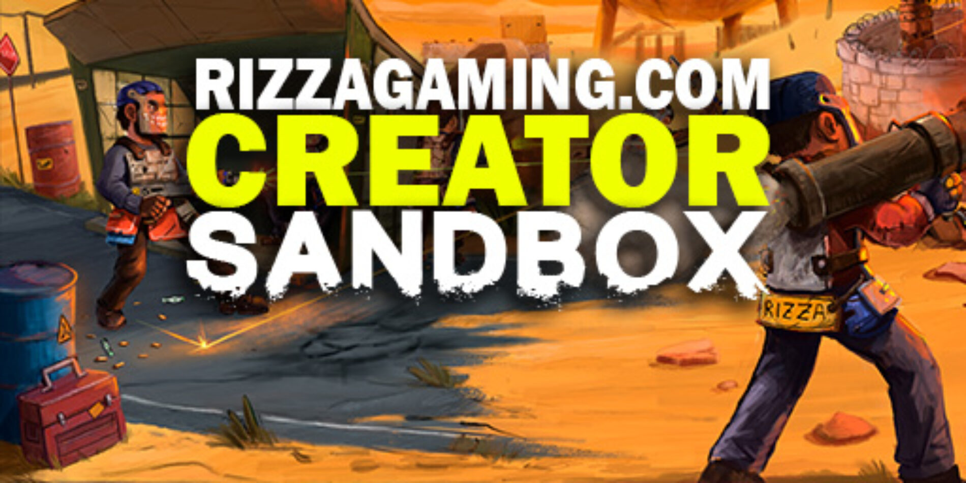 RIZZAS CREATOR SANDBOX SERVER